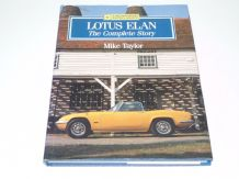 Lotus Elan The Complete Story (Taylor 1990) Crowwood Classics